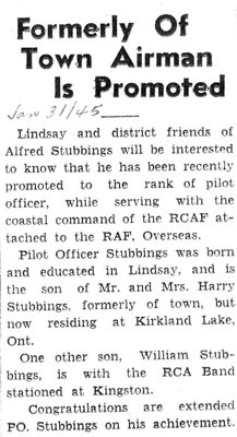 Stubbings, A.E.