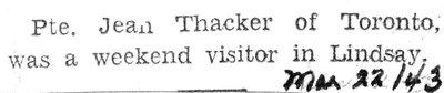 Thacker, J.