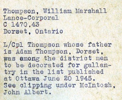 Thompson, W.M.