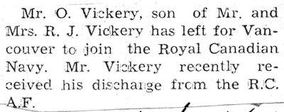 Vickery, O.