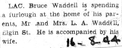 Waddell, B.