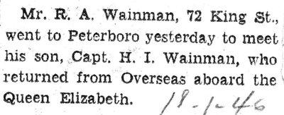 Wainman, H.