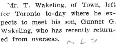 Wakeling, G.