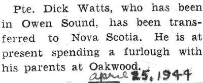 Watts, D.