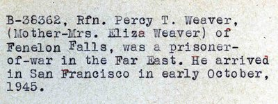 Weaver, P.T.