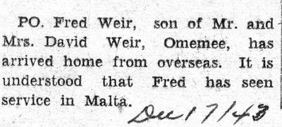 Weir, F.