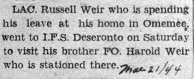 Weir, R.