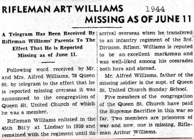 Williams, A.