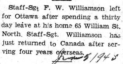 Williamson, F.W.