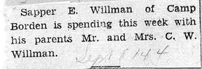 Willman, E.