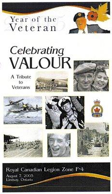 Year of the Veteran: Celebrating Valour