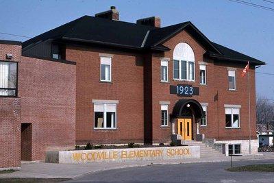 Woodville Elementary School, Nappadale Street, Woodville
