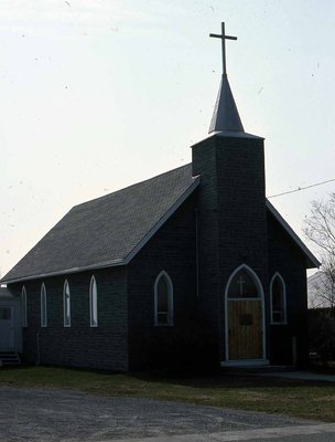 Catholic Church, Highway 46 North, Woodville