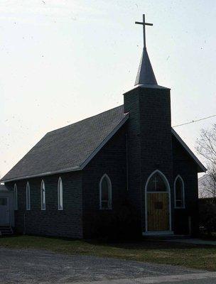Catholic Church, Highway 46 North, Woodville