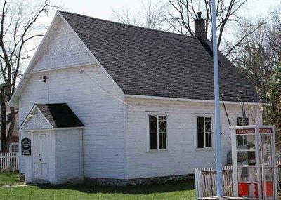 Presbyterian Church, Rosedale