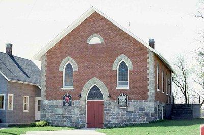 United Church, Cameron