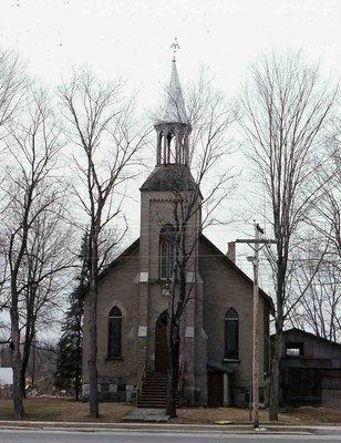 St. Andrew's Presbyterian Church, Omemee