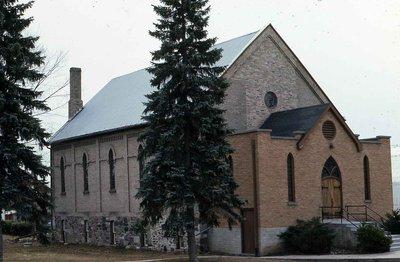 Trinity Church, King Street, Omemee