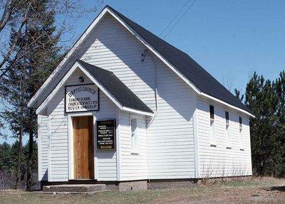 Baptist Chapel, Dickson Street, Kinmount