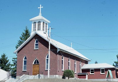 St. Patrick's Roman Catholic Church, Main Street, Kinmount