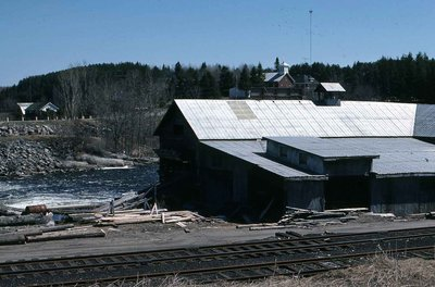 Sawmill, Kinmount