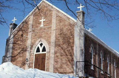 St. Aloysius Roman Catholic Church, John Street, Fenelon Falls