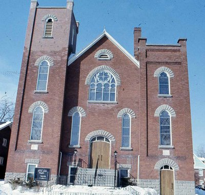 United Church, Colborne Street, Fenelon Falls