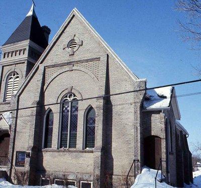 Presbyterian Church, Colborne Street, Fenelon Falls