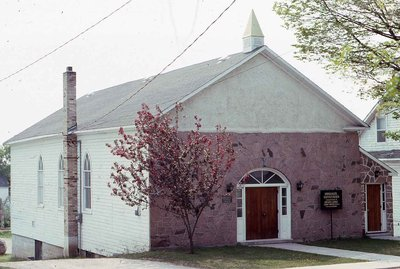 Baptist Church, Bond Street, Fenelon Falls