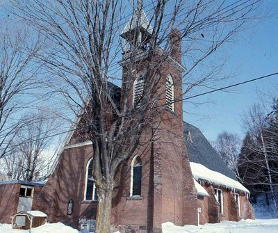 Anglican Church, Bond Street, Fenelon Falls