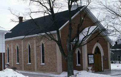 United Church, William Street, Bobcaygeon