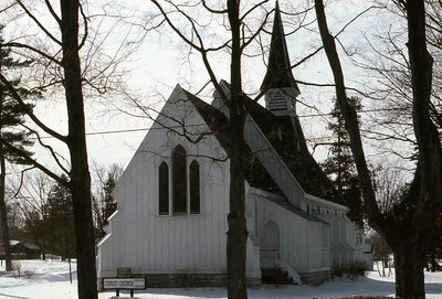Anglican Church, Sherwood Street, Bobcaygeon