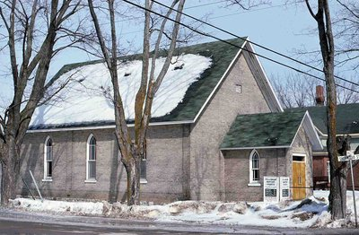 Baptist Church, King Street West, Bobcaygeon