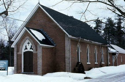 Catholic Church,  Need Street, Bobcaygeon