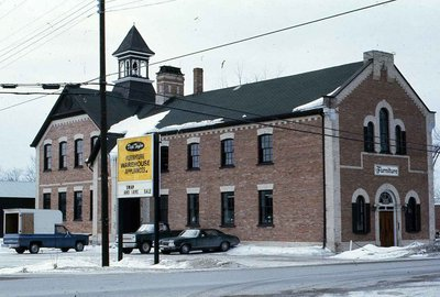 The Bobcaygeon School, King Street East, Bobcaygeon