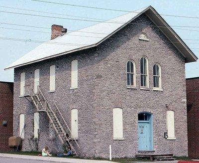 Fenelon Falls Continuation School, Francis Street East, Fenelon Falls