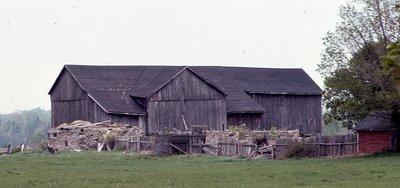 Barn, Highway 121 West, Fenelon Falls