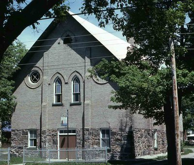 United Church, Janetville