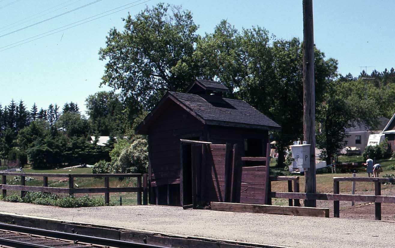 Train Station, Pontypool