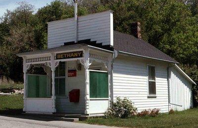Bethany Post Office