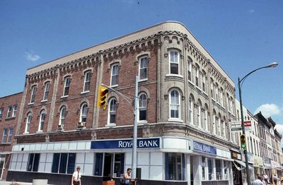 Royal Bank of Canada, Kent Street West, Lindsay