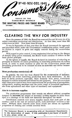 Clearing the Way for Industry