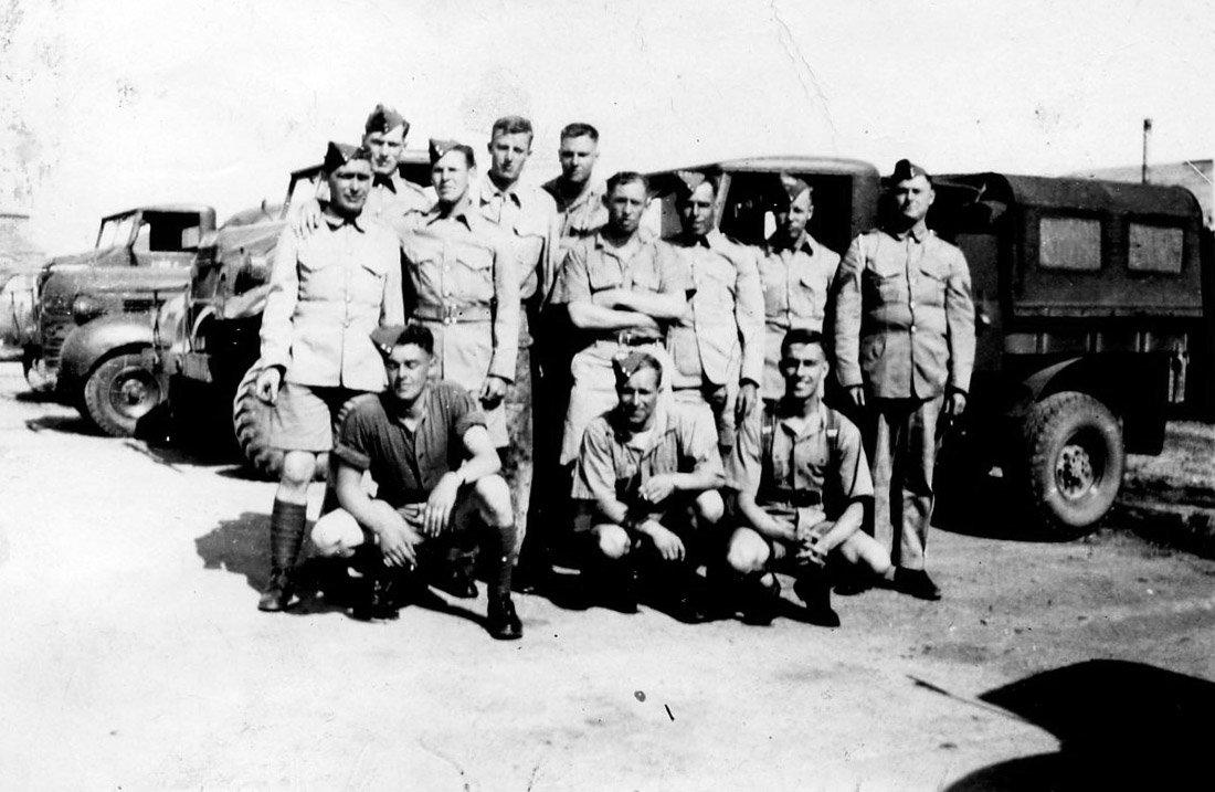 St. John - N.B.  July 1941