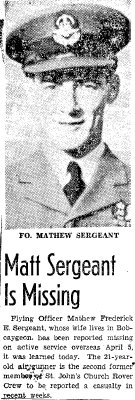 Sergeant, M.