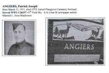 Angiers, P.J.