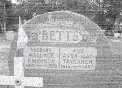 Page 141: Betts, Wallace Emerson