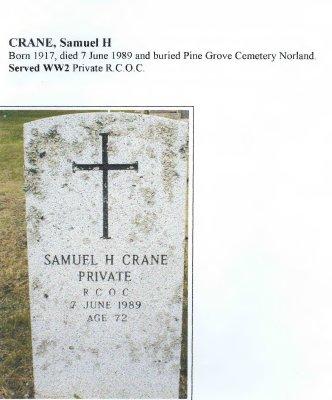 Page 193: Crane, Samuel H.