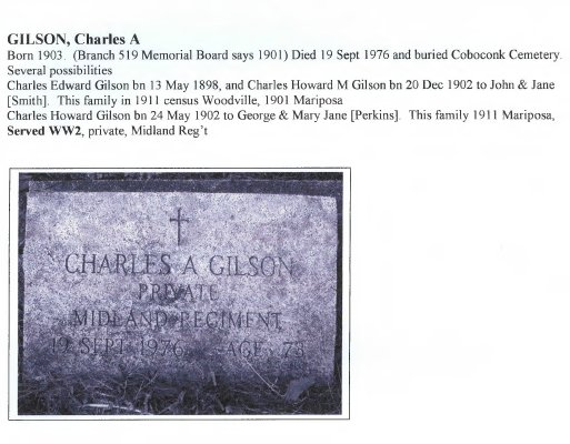 Page 221: Gilson, Charles A.
