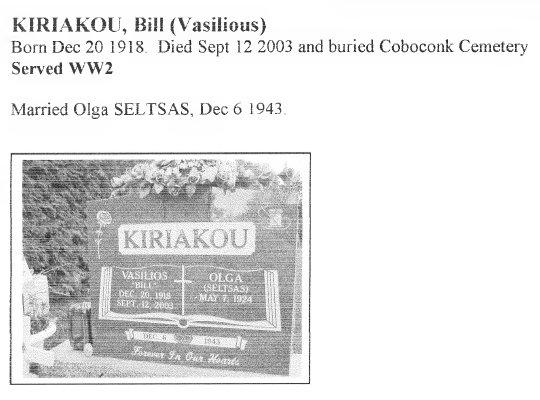 Page 244: Kiriakou, Vasilious