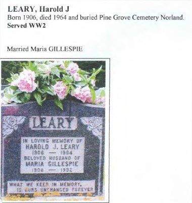 Page 247: Leary, Harold J.
